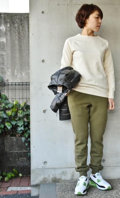 FULL COUNT  SWEAT PANTS STYLE★★_d0152280_20184847.jpg