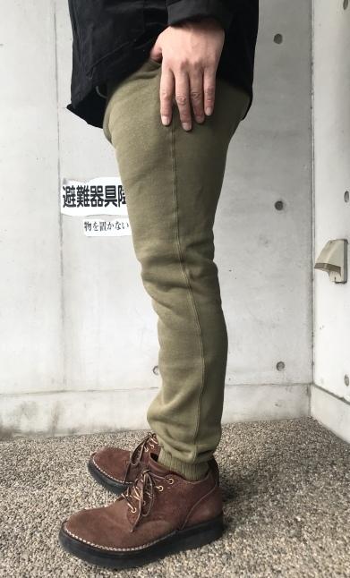 FULL COUNT  SWEAT PANTS STYLE★★_d0152280_20313817.jpeg