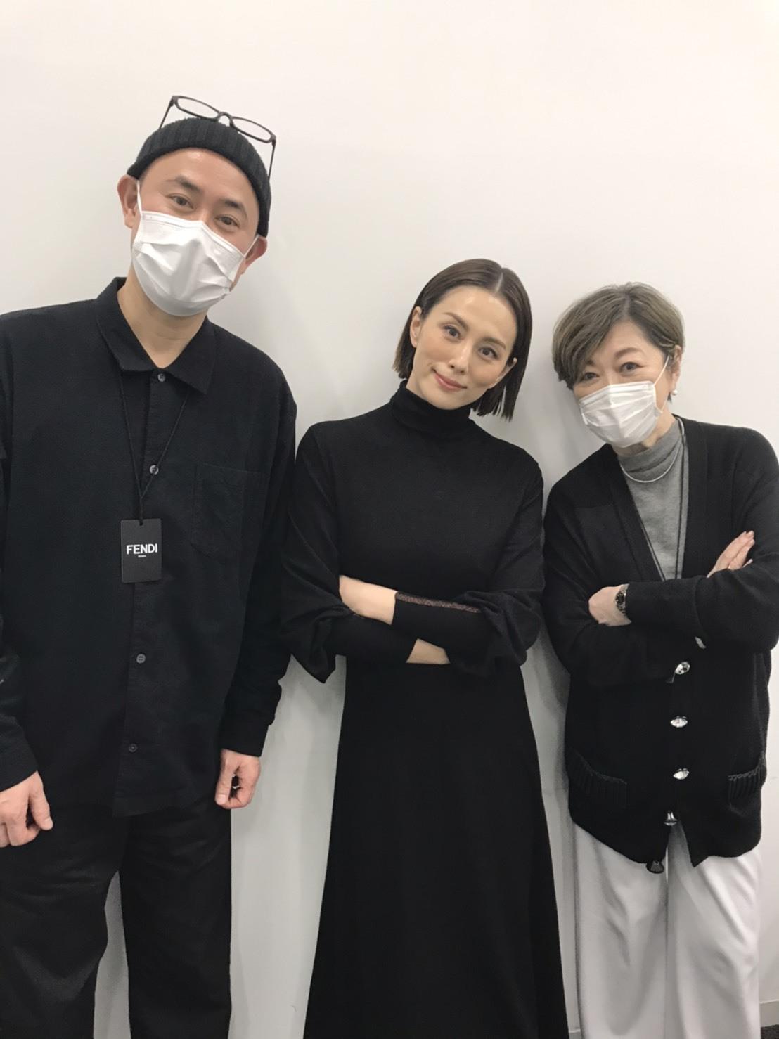 FENDIジャパンブランドアンバサダー就任記者発表♪