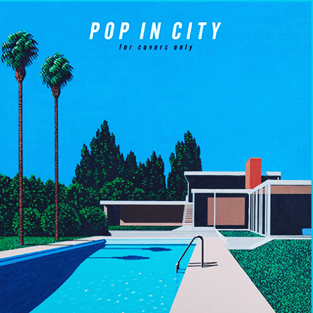 POP IN CITYとお蕎麦_e0123401_23114738.jpg