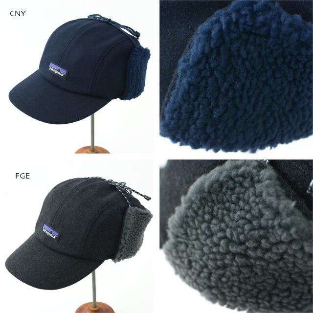 Patagonia [パタゴニア] Recycled Wool EarFlap Cap [22326] リサイクル・ウール・キャップ・帽子・MEN\'S/LADY\'S_f0051306_14103802.jpg