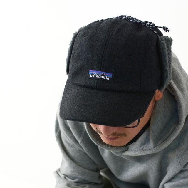 Patagonia [パタゴニア] Recycled Wool EarFlap Cap [22326] リサイクル・ウール・キャップ・帽子・MEN\'S/LADY\'S_f0051306_14103813.jpg