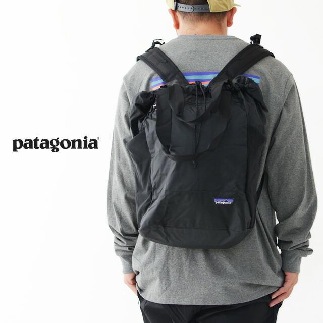 Patagonia [パタゴニア] Lightweight Black Hole Tote Pack [48809] ウルトラライト・ブラック・ホール・トート・パック 27L・MEN\'S/LADY\'S_f0051306_15083556.jpg