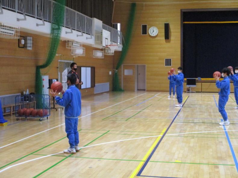 授業観察その2 : 大島町立第二中学校