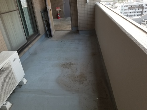 中区・F.Yビル 防水・塗装工事_d0125228_03215243.jpg