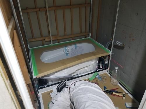 廿日市市・U様邸 浴室改修工事_d0125228_03594174.jpg