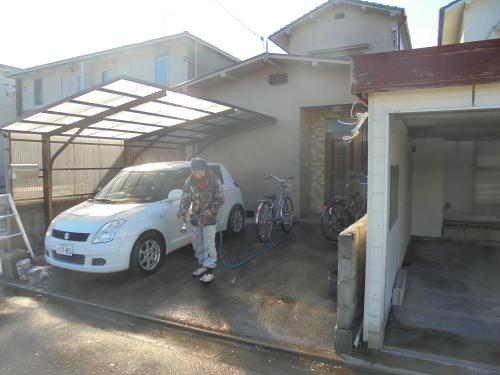 T様邸(佐伯区美の里)外壁塗装工事_d0125228_06481178.jpg