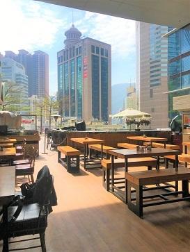 大満足の隠れ家メキシカン!ルーフトップでのんびりランチ☆Roof Top Restaurant Cadillac Bar & Grill_f0371533_22272822.jpg