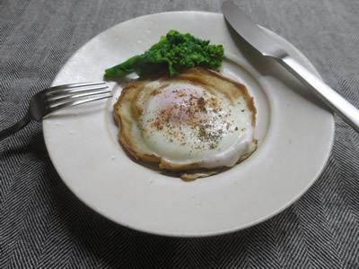 朝ご飯に車麩_e0262651_06323990.jpg