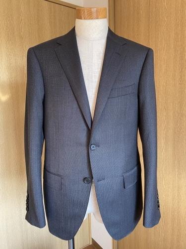 ~結納返しにオーダーメイドのスーツ&シャツを贈る~ 【Sartoria Iwate】 編_c0177259_21250142.jpeg