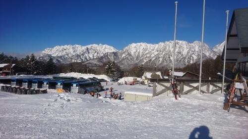 戸隠スキー場⛷_d0074596_11300784.jpeg