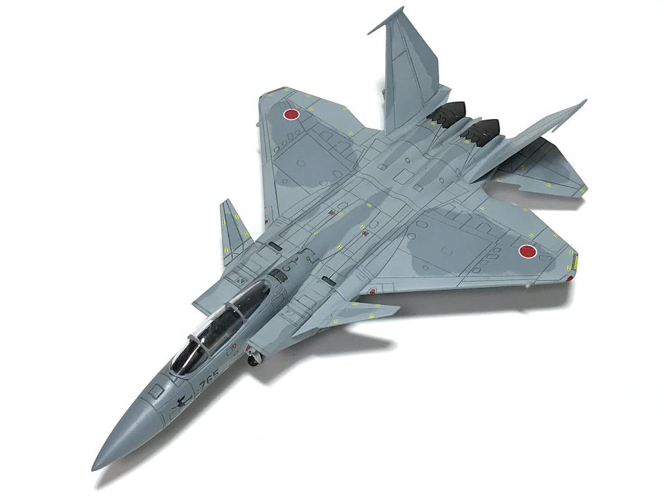 HMA GARAGE 1/144 F-15J改 イーグルプラス (完成)_b0055614_19394488.jpg