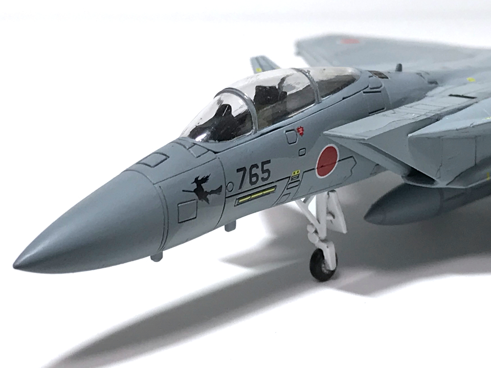 HMA GARAGE 1/144 F-15J改 イーグルプラス (完成)_b0055614_19410848.jpg