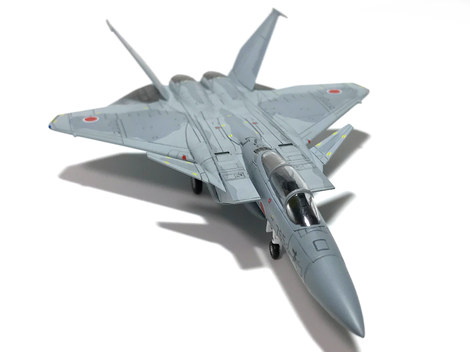 HMA GARAGE 1/144 F-15J改 イーグルプラス (完成)_b0055614_19443415.jpg