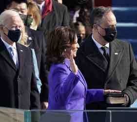 『カマラ・ハリス副大統領 就任式のスーツの身頃』/ 画像_b0003330_16213125.jpg