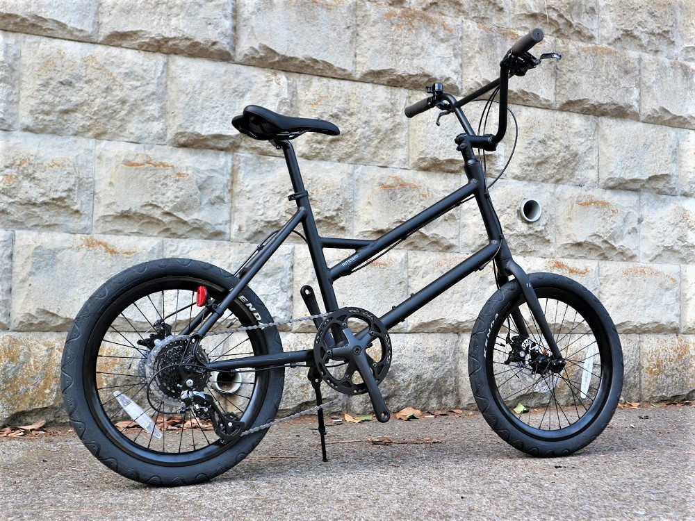RITEWAY GLACIER FLAME bike スペシャルカスタム_e0188759_15020461.jpg