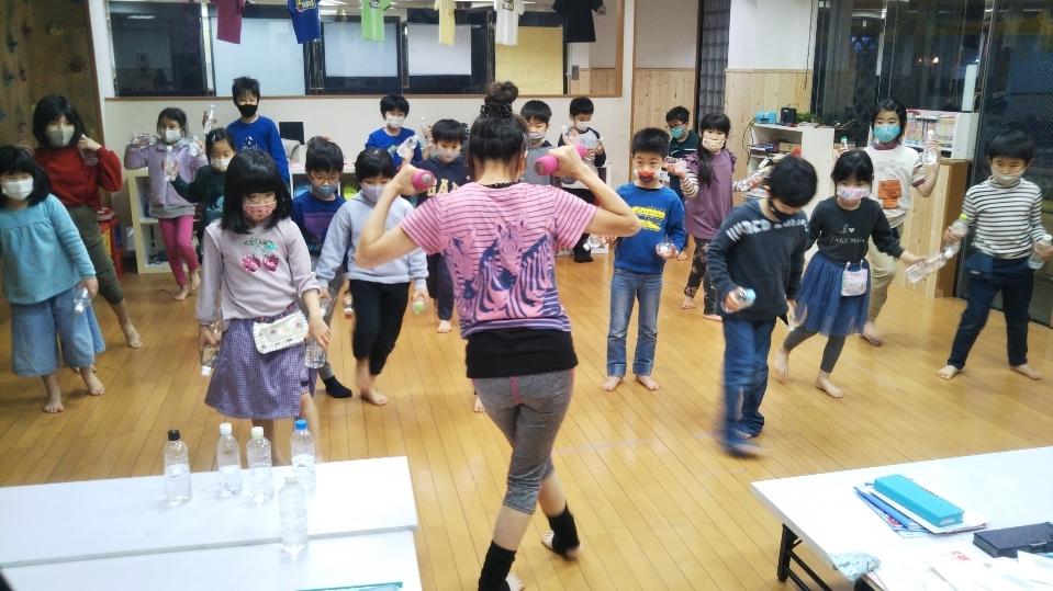 【Dance Lesson】1月20日『ダンス教室』_f0225094_19293483.jpg