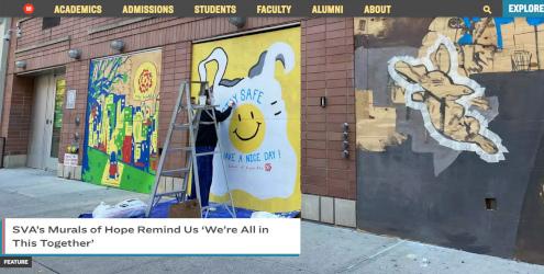 NYの地下鉄ホームで見かけたアート・スクール(School of Visual Arts)の広告_b0007805_09081563.jpg