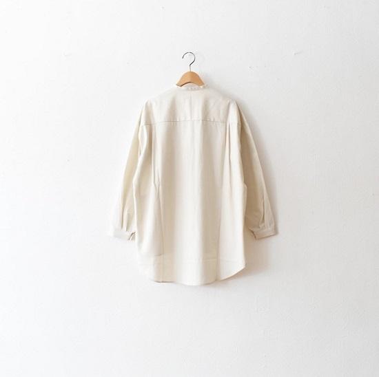 ♀ LAITERIE  |  クルタシャツ (women)_a0214716_11323350.jpg