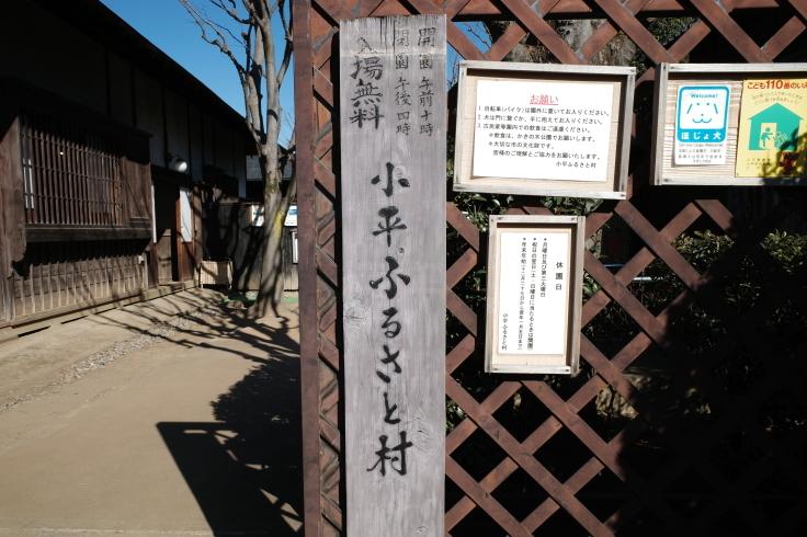 1月宿題店巡り その6 ~ 小平ふるさと村_a0287336_15160954.jpg