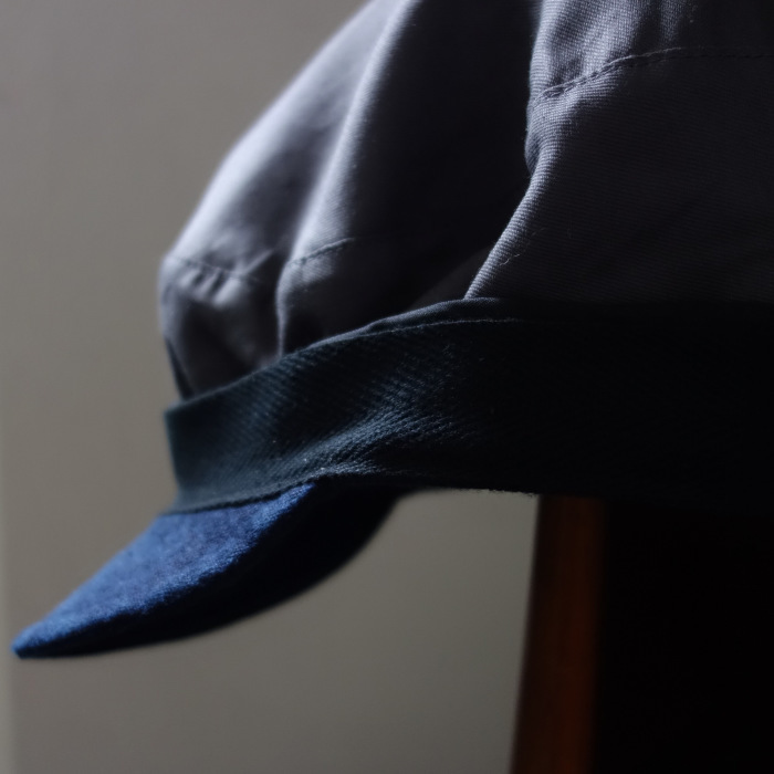 4月の製作 / victorians cap_e0130546_17514993.jpg