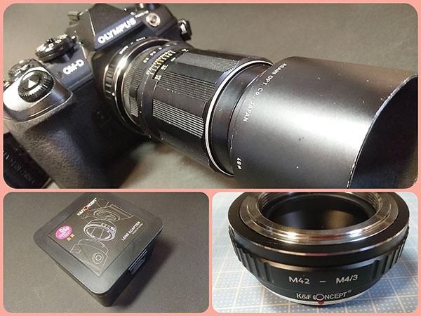 Lens Adapterが到着し早速試し撮り_e0022047_14451996.jpg