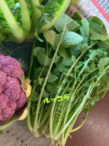 【おうちゴハン】冬の西洋・珍野菜♡_f0207881_14111375.jpg