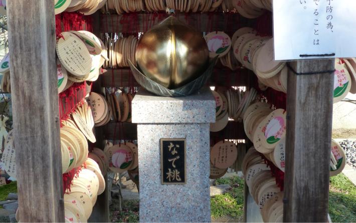 行田八幡神社にて初の花手水_f0296312_18020213.jpg