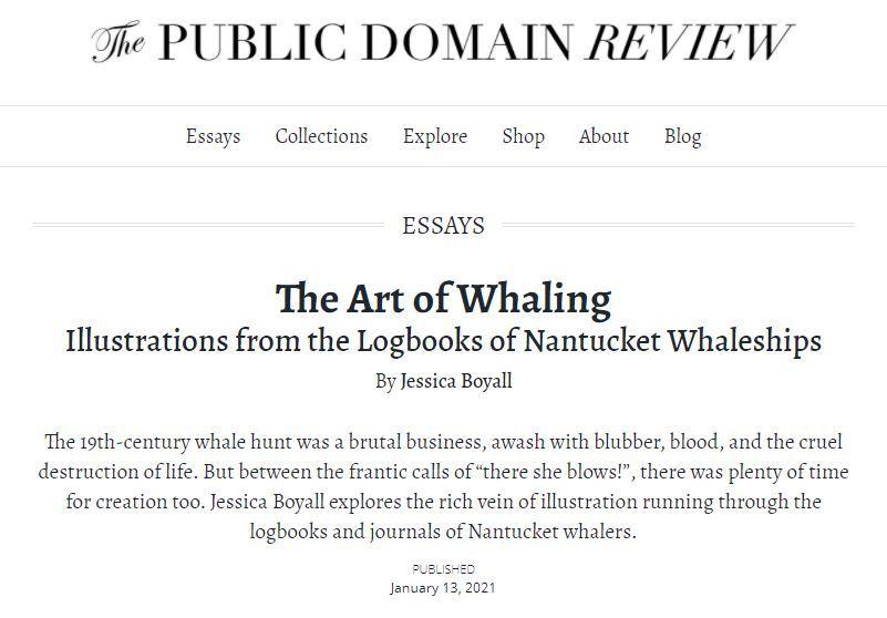 今日はプラス(ついでにアメリカ捕鯨船の航海日誌など)_c0025115_21375494.jpg