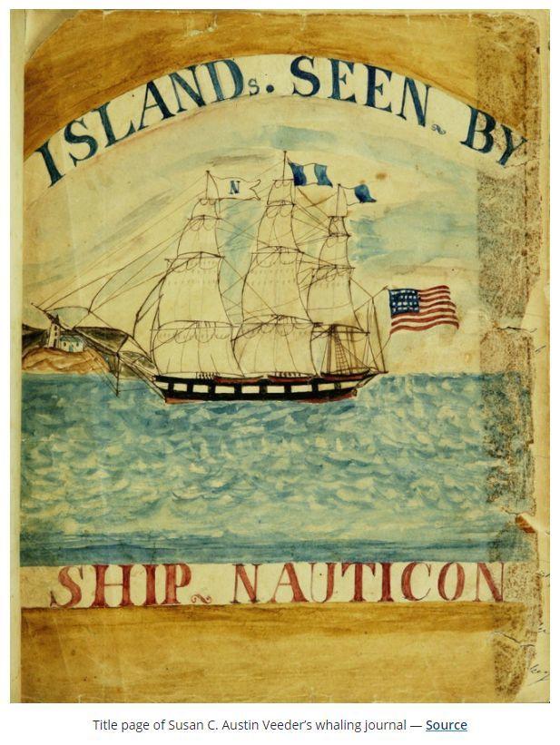 今日はプラス(ついでにアメリカ捕鯨船の航海日誌など)_c0025115_22000294.jpg