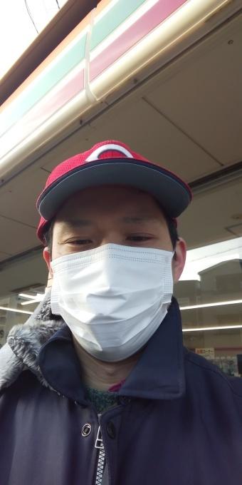 先帝の歴史的遺産のアベノマスクよりドラッグストアのマスクで介護現場出勤です #GOTOはやはり感染拡大だった #京大研究_e0094315_08202433.jpg