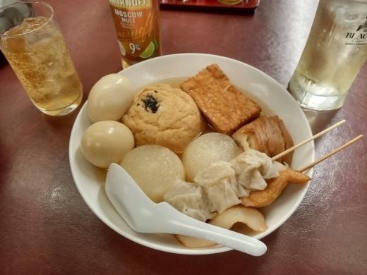 季節料理・おでん 黒百合@金沢_c0218425_21474918.jpg