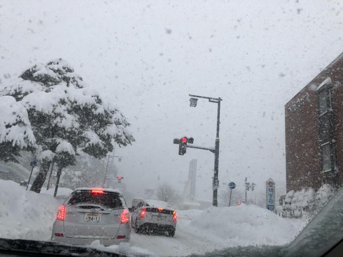 2021年1月8日 大雪の始まり。_d0182179_08440183.jpg