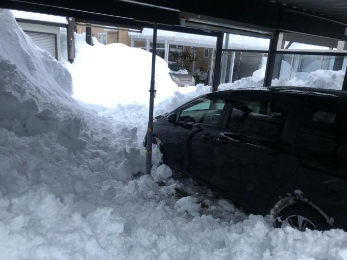 2021年1月8日 大雪の始まり。_d0182179_08455379.jpg