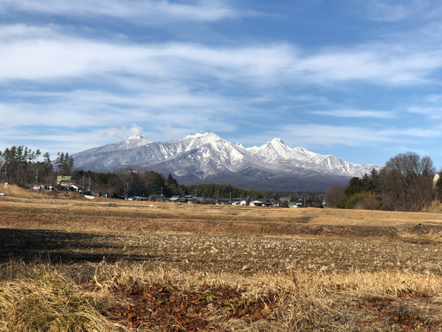 八ヶ岳連峰、スケッチポイントを回って見ました。_d0338282_16535010.jpg