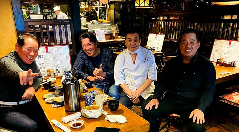 渋谷にある「奈加野」は魚料理がとても美味しい店で、雰囲気も落ち着ける、私のストライクのお店です。_c0186691_10004411.jpg