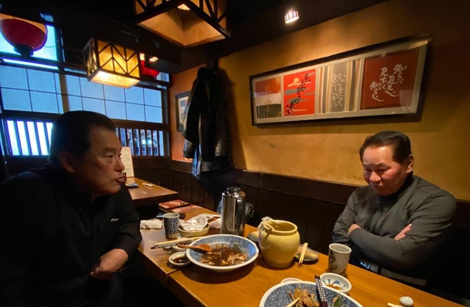 渋谷にある「奈加野」は魚料理がとても美味しい店で、雰囲気も落ち着ける、私のストライクのお店です。_c0186691_10025170.jpg