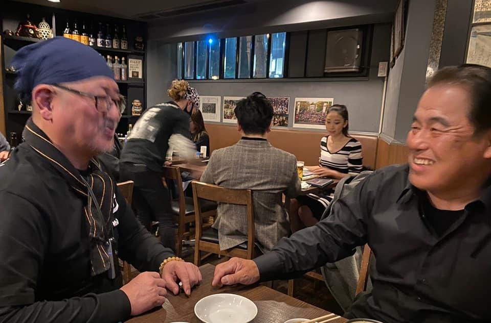 渋谷にある「奈加野」は魚料理がとても美味しい店で、雰囲気も落ち着ける、私のストライクのお店です。_c0186691_10041126.jpg