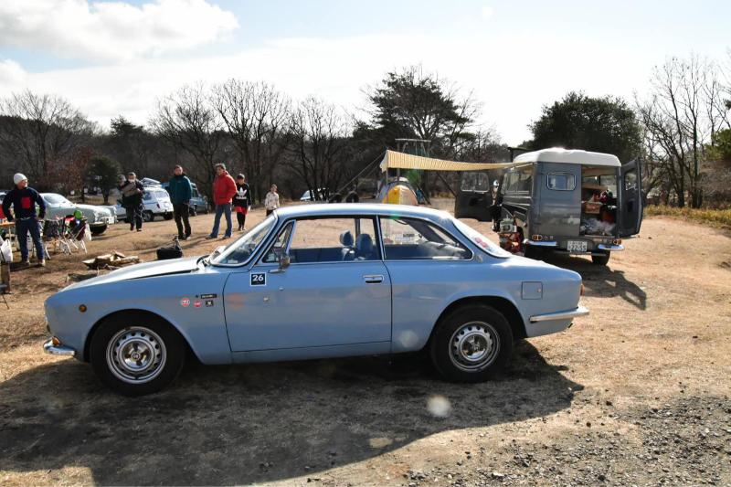 Historic car CAMP 2021 その2_b0223512_14075060.jpg
