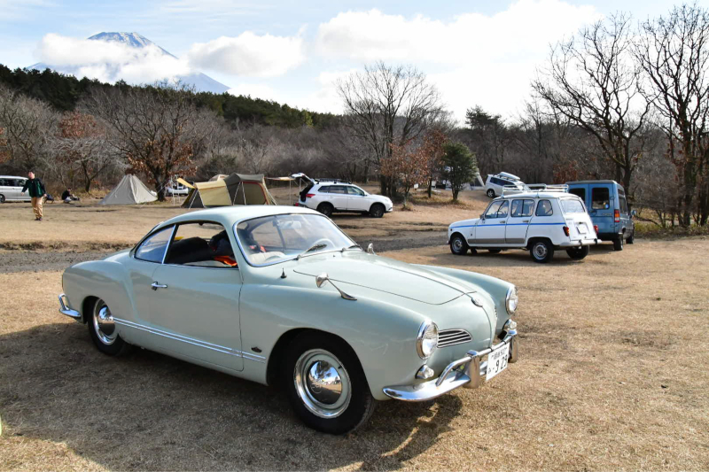 Historic car CAMP 2021 その2_b0223512_14075237.jpg