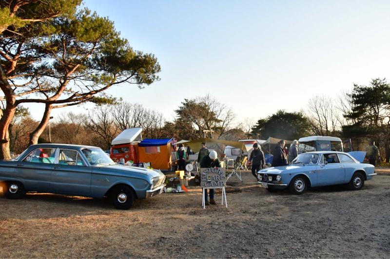 Historic car CAMP 2021 その2_b0223512_14085269.jpg