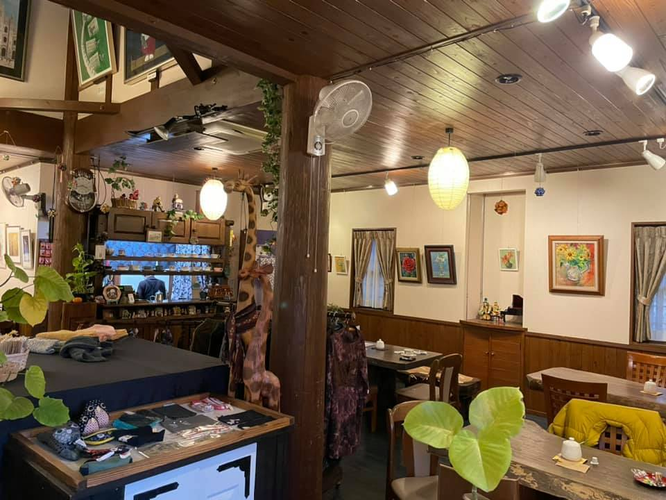 江南市のカフェねいろへ行ってきました♪_f0373339_11225615.jpg