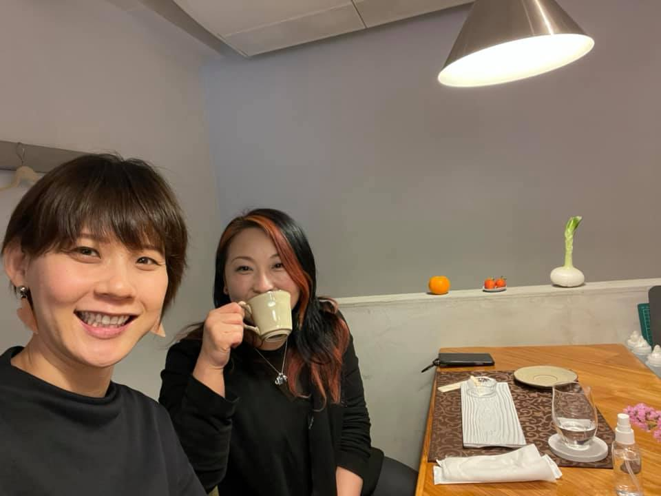 ミカさんとランチ♪♪_f0373339_12033594.jpg