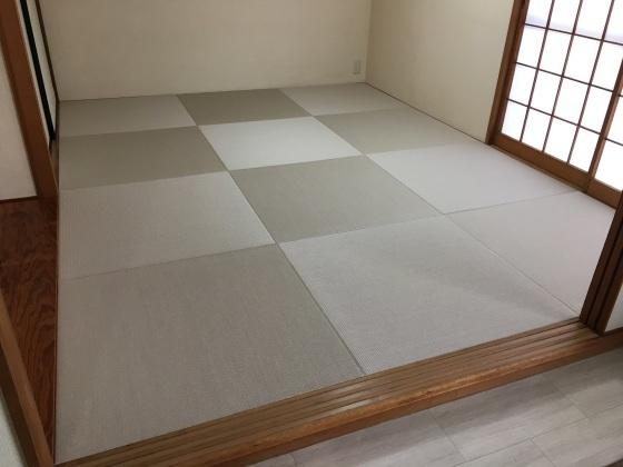 【流山市】44%off琉球畳6900円〜施工例&日記