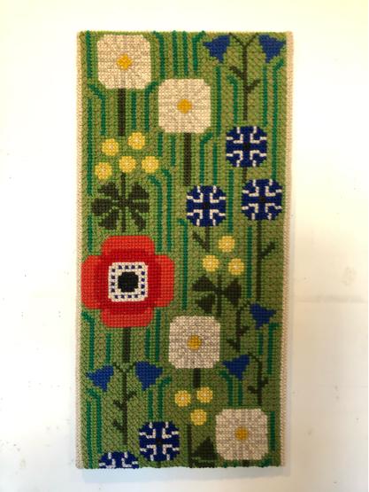 vintage fabric panel (SWEDEN)_c0139773_13281041.jpg