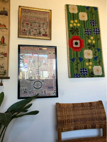 vintage fabric panel (SWEDEN)_c0139773_13281358.jpg