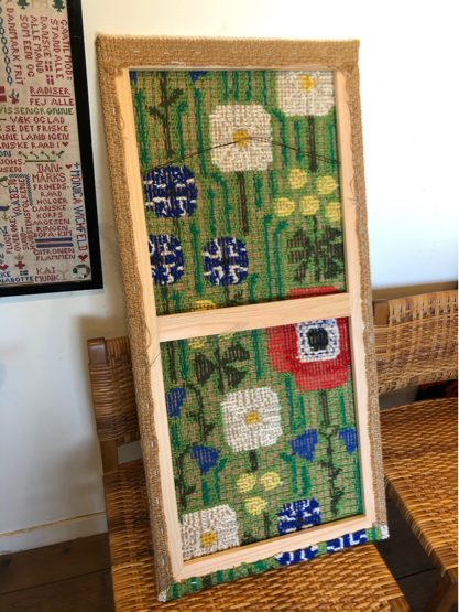vintage fabric panel (SWEDEN)_c0139773_13282740.jpg