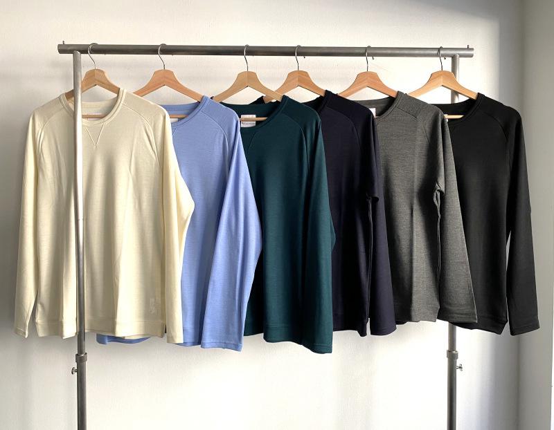 Dress Wool Knit Crew Neck_c0379477_19230017.jpg