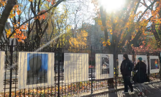 じわじわ、じっくりニューヨークの壁画巡り、チェルシー編(1)10番街周辺_b0007805_19453218.jpg