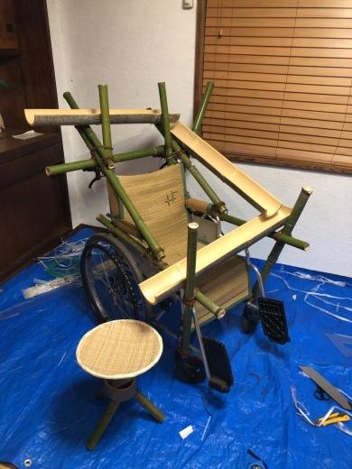 🎋流しそうめん車椅子🎋動画を(今ごろ)アップしました〜_a0240806_13475278.jpg